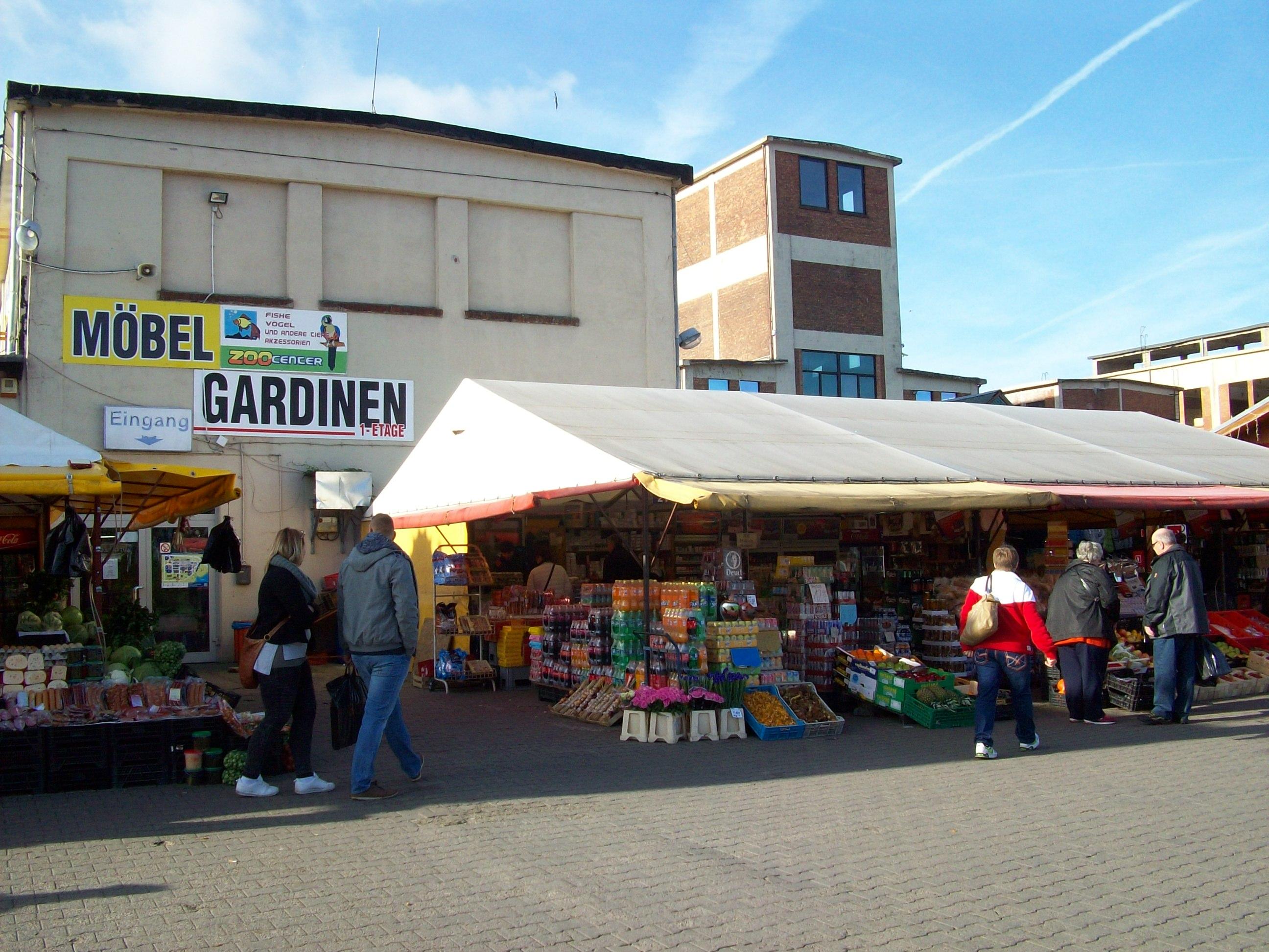 Einkaufsfahrt zum Polenmarkt 10.11.2018 | Schindler Reisen